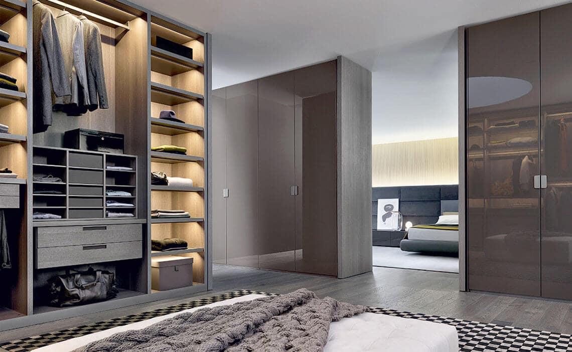 Van slaapkamer tot complete woning interieur ontwerp. broring uw