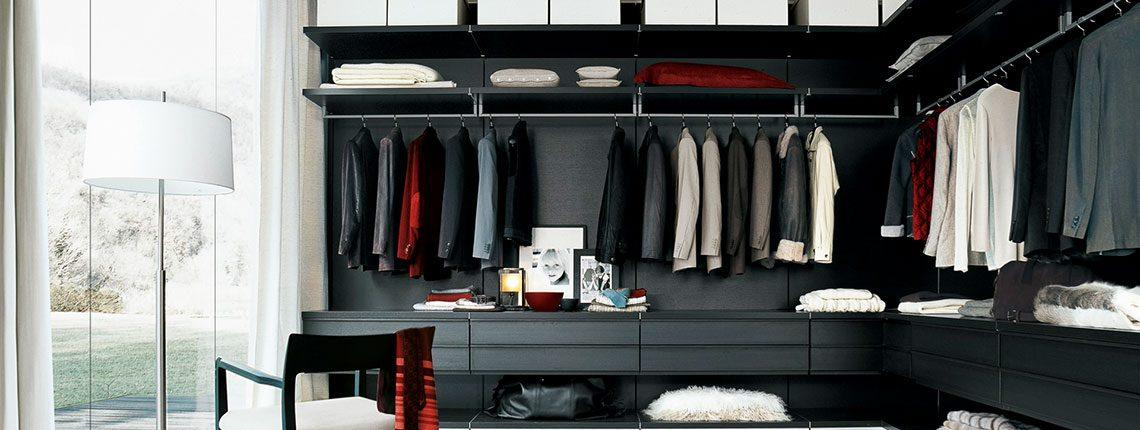 Poliform Luxury Walk In Closets Wallsystems And Bedroom