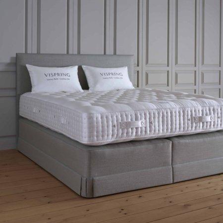 Vispring bed