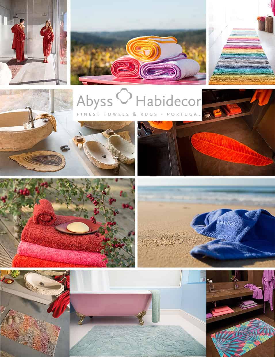 ABYSS HABIDECOR handdoeken